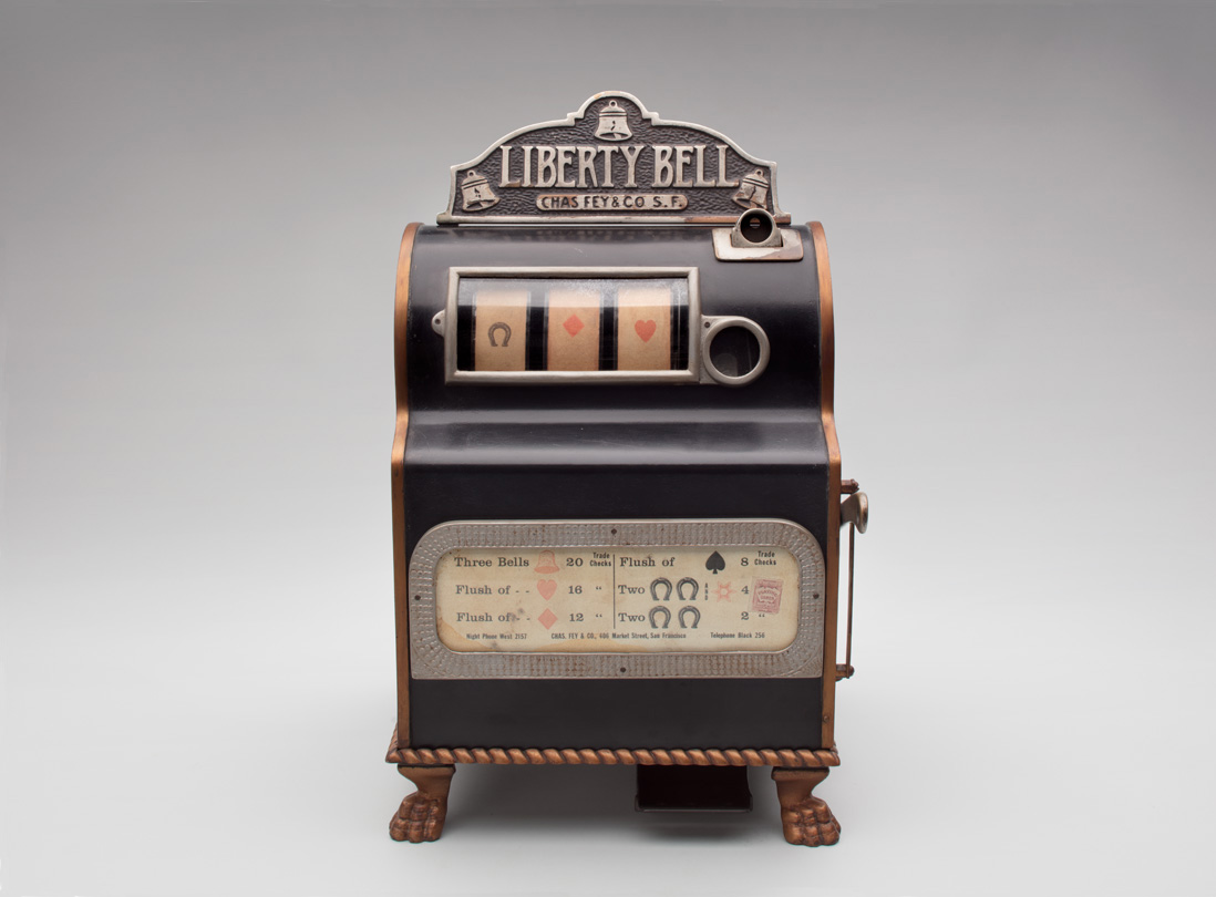 Liberty Bell Charles Fey