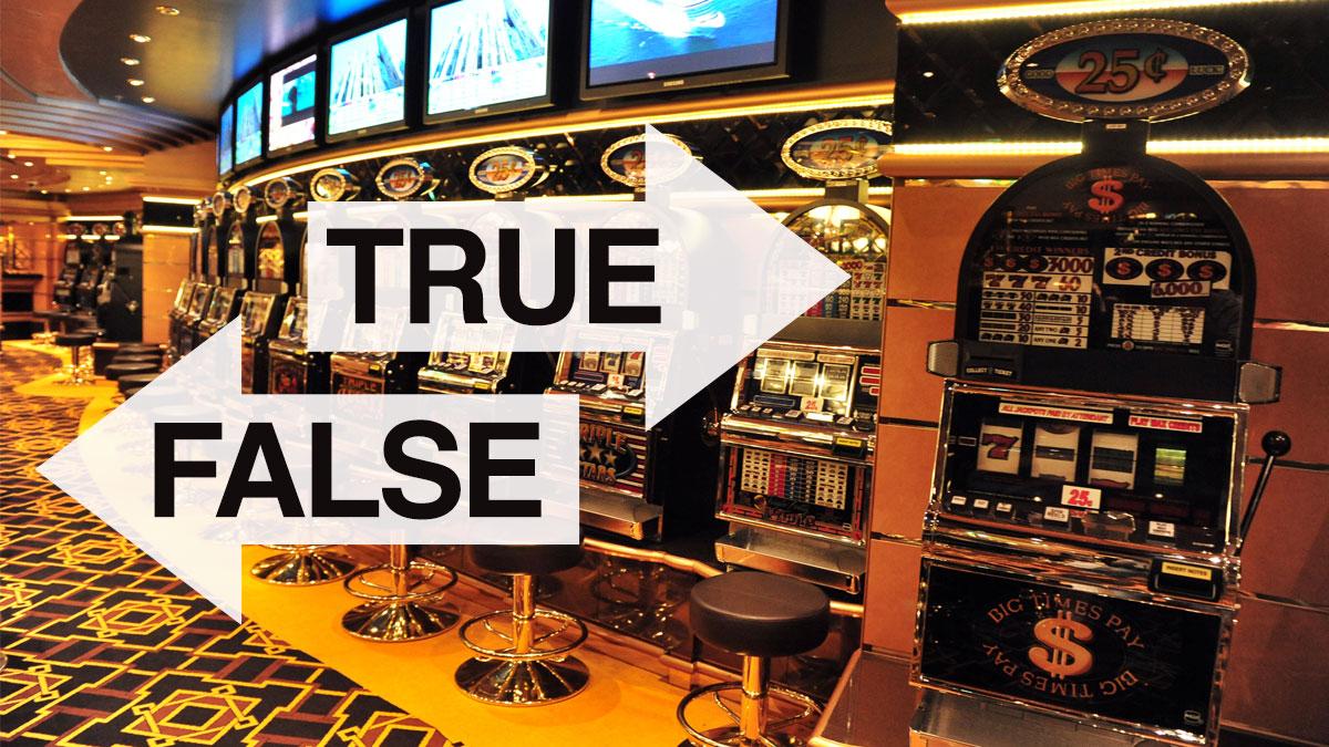 Peraturan dan Falsehoods Slot