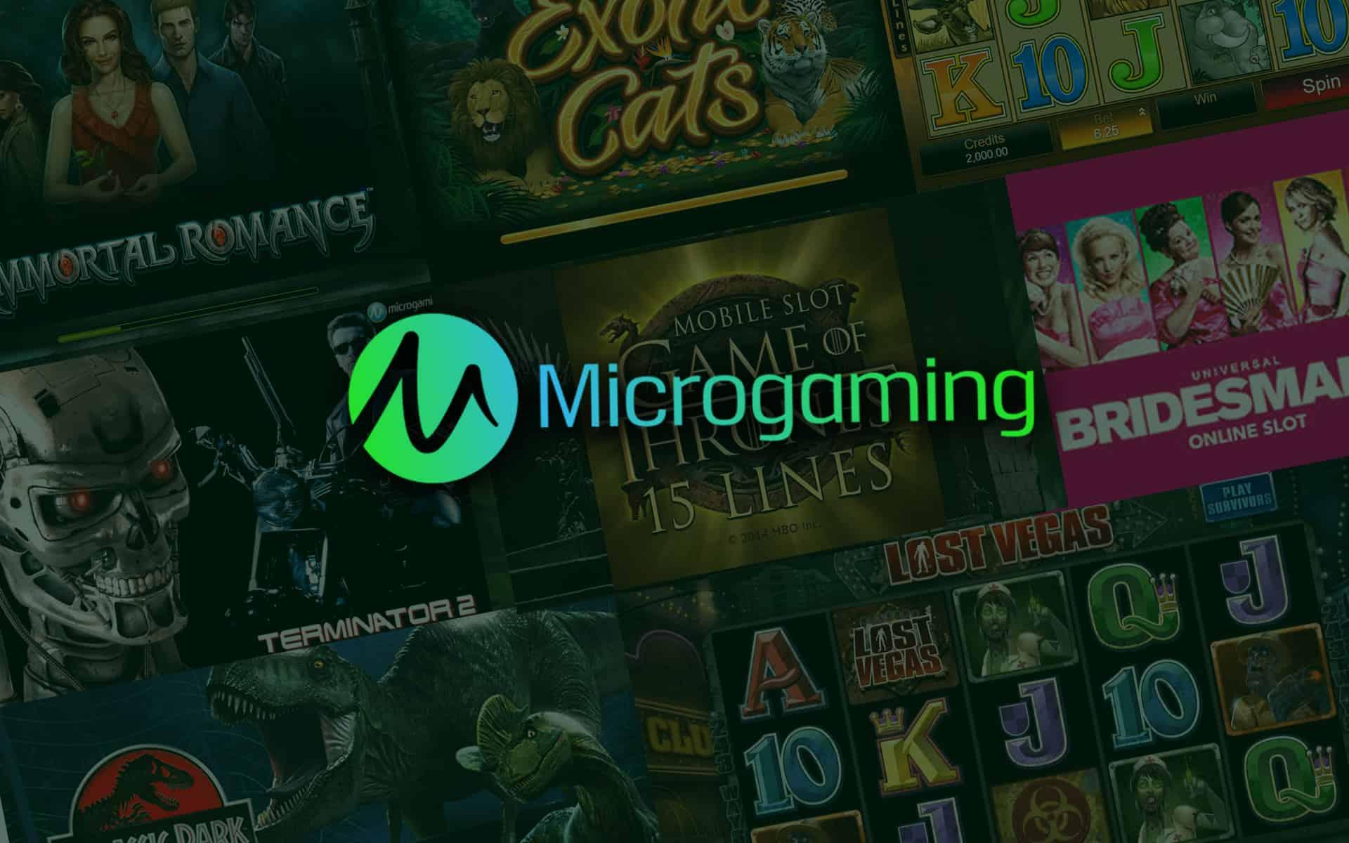 Microgaming Slots American Themes
