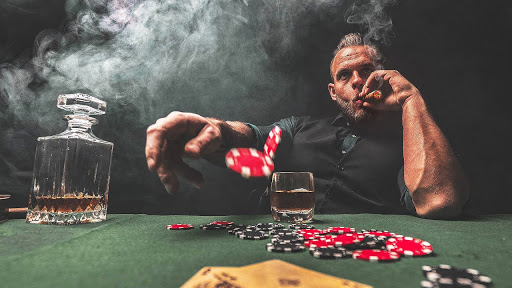 Gaya Taruhan Poker Situasional