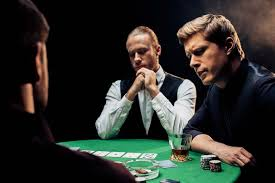 Playing Heads Up Poker